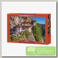 'Castorland' Пазл 500 элемент. Монастырь на скале, Бутан