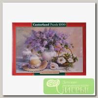 'Castorland' Пазл 1000 элемент. Цветы, живопись