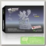'3D Puzzle' Магический кристалл 'Знаки Зодиака' со светом Дева 38 элемент