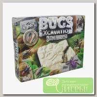 'Данко Тойс' Набор для проведения раскопок серия 'BUGS EXCAVATION' жуки BEX-01-01