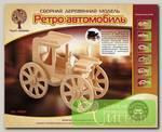 'Чудо-дерево' Модель сборная деревянная 'Техника' №01 P004 'Автомобиль Ролинг'