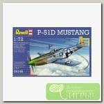 'Revell' 04148 Модель сборная Самолет P-51D Mustang 1/72