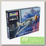 'Revell' 03898 Модель сборная Истребитель Focke Wulf Fw190 F-8 1/72