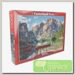 'Castorland' Пазл 1000 элемент. Доломиты, Италия