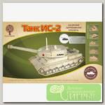'Чудо-дерево' Модель сборная деревянная 'Техника' №19 80035 Танк ИС-2