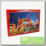 'Castorland' Пазл 1000 элемент. Исторический музей. Москва
