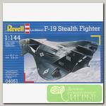 'Revell' 04051 Модель сборная Истребитель F-19 Stealth 1/144