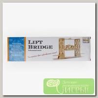 'BRIDGES' Конструктор интерактивный Мост подъемный модель D-012 36 элемент.