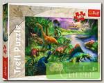 'Trefl' Пазл 260 детские (Дисней) 260 элемент. 'Динозавры'