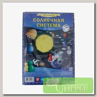 Игра настольная 'ГеоДом' Ходилка с фишками Солнечная система