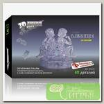 '3D Puzzle' Магический кристалл 'Знаки Зодиака' со светом №1 Близнецы 48 элемент