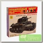 'МОДЕЛИСТ' Набор для моделирования танк №06 ПН303538 Танк 38(t) 'Прага' 1/35