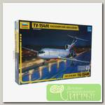 'ZVEZDA' 7004 Модель сборная Российский авиалайнер ТУ-154М