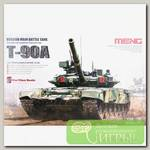 'MENG' 'танк' Tank T-90A 1/35