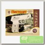 'Чудо-дерево' Модель сборная деревянная 'Оружие' №06 80081 Пистолет