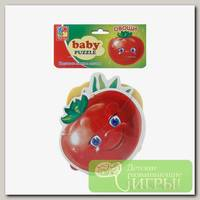 'Vladi Toys' Мягкие пазлы Baby puzzle 5 элемент. 'Овощи'