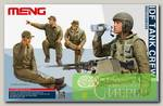 'MENG' HS-002 'танкисты' IDF Tank Crew 1/35
