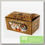 Игра настольная 'Десятое королевство' 'Русское' Лото' (картонный ларец)