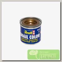 'Revell' Краска 14 мл 32192 латунь металлик