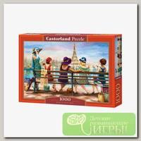 'Castorland' Пазл 1000 элемент. Парижская жизнь