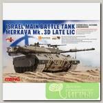 'MENG' 'танк' ISRAEL MAIN BATTLE TANK MERKAVA Mk.3D LATE LIC 1/35