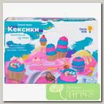 'Genio kids' Набор для детского творчества 'Умный песок' Кексики SSN105