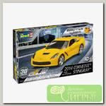 'Revell' 07449 Модель сборная Спортивный автомобиль Corvette Stingray