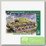 'АРК модел' Модель сборная №02 35033 Советский тяжёлый танк КВ-1 1/35
