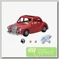 'Sylvanian Families' Набор 'Семейный автомобиль, красный'