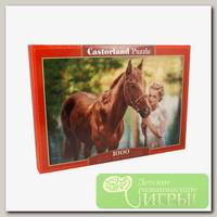'Castorland' Пазл 1000 элемент. Красота и нежность
