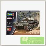 'Revell' 03304 Модель сборная Основной боевой танк T-55 A/AM 1/72