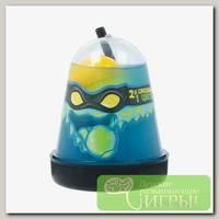 'Slime 'Ninja' Лизун Смешивай цвета 2 в 1, Синий, Желтый