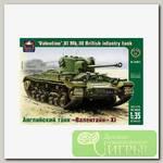 'АРК модел' Модель сборная №06 35032 Английский пехотный танк 'Валентайн' XI 1/35