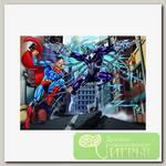 'Prime 3D' Пазл Super 3D №3 500 элемент. «Супермен против Брейниака»