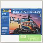 'Revell' 04833 Модель сборная Вертолет MD 520 Notar 1/72