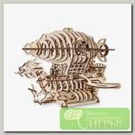 'Eco Wood Art' Конструктор деревянный 3D Дирижабль Skylord Esd