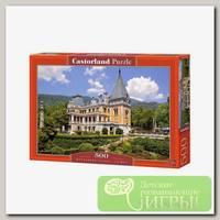 'Castorland' Пазл 500 элемент. Дворец в Массандре. Крым