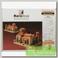 'KERANOVA' Конструктор из обожженной глины СК №4 'Собор Сан-Мартин де Фломиста' 2252 элемент.