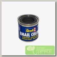 'Revell' Краска 14 мл 32108 черный матовый