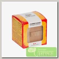 'DELFBRICK' DLS-01 Головоломка деревянная 'Куб' 12 элемент.
