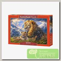 'Castorland' Пазл 1000 элемент. Отцы и дети
