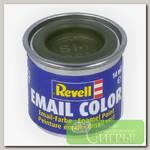 'Revell' Краска 14 мл 32361 оливковый матовый