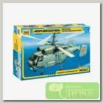 'ZVEZDA' 7214 Модель сборная Российский противолодочный вертолет 'Морской охотник'