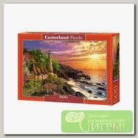 'Castorland' Пазл 500 элемент. На дальних берегах